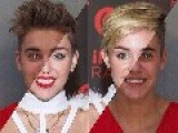 Miley Bieber And Justin Cyrus Are In Fact The Same Person
