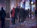 Moscow's Homeless Living In Sewers To Escape The Cold