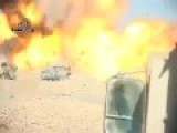 Must See Footage From Iraq Shows Citizen Soldiers Hitting Iraqi Army Convoys With 2 VBIED Incredible Brutal Footage