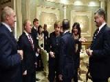 Minsk Peace Talks Push On Into Night