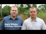 Matt Damon And Gary White Ask For Your Help On Water Day