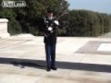 Morons Laughing And Joking At The Tomb Of The Unknown Solider