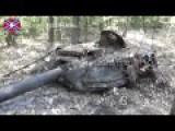 More Destroyed Ukrainian Position Near Mnogopolye