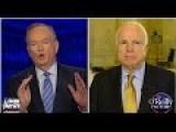 McCain & O'Reilly Debate Torture