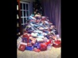 Mom Gives Her Kids 300 Christmas Gifts