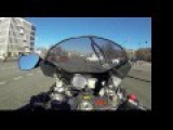 Motorcycle Lane Splitting Ends Well For LiveLeakers