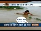 Man In India Drowns - Crowd Initially Cheered For Him