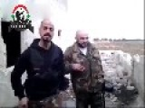 Mexican Gang Bangers, Fighting In Syria