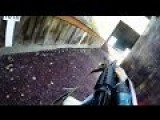 Marines, Army Special Forces Send Rounds Down Range In Germany