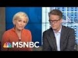 Morning Joe Panel Bursts Out Laughing After 'flailing' Trump Urges Voters To Watch A Sex Tape
