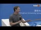 Mark Zuckerberg Speaks Fluent Mandarin During Q&A In Beijing