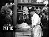 Meat Cut Ties Up Butchers 1951