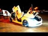 Modified Cars In The Arabian World