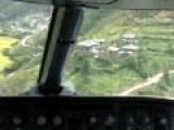 Most Dangerous Landing In The World - Bhutan