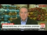 Mike Huckabee Defends Using Email List To Sell Bible-based Cancer Cures