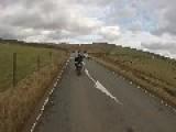 MOTORBIKE CRASH...GO-PRO HD