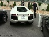 Monaco Valet Customizes Customer Lambo Avnetador