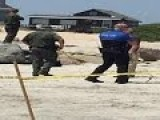 Mystery Explosion At RI Beach 'from Under The Sand'
