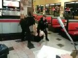 Man Gets Tazed Twice Keeps Fighting The Cops