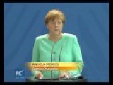 Merkel Says Germany Has Special Responsibility For Europe