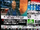 Mike Tyson Has A Shit Live On Canadian TV