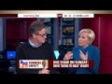Mika Brzezinski Grills Debbie Wasserman-Schultz - Why So Many Dems Running Away From Obama ?