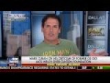 Mark Cuban On Clinton Speaking Fees: Reagan Was Paid $1 Million One Speech