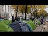 Migrant Camps Emerge In Paris After Calais 'Jungle' Dismantled