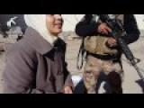Mosul Family Meets Iraqi Army