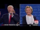 Moderator Literally Debates Donald Trump Herself