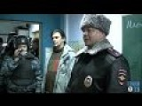 Maidan Workshop Stopped By Moscow Police!Awesome Footage!
