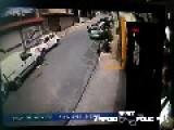 Military Police Kills Robber