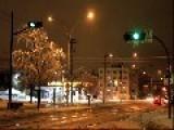 Major Winter Storm Pummels Montreal