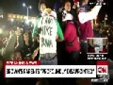 Michael Browns Father Incites Riot To Burn Down Ferguson