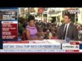 MSNBC Interview Gets Heated When Tamron Hall Confronts Trump-Loving Actor Over Sexist Tweets