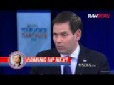 Marco Rubio: I Would Tell Rape Victim 'it's A Terrible Situation' But Have The Rapist's Baby Anyway