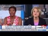 MSNBC Host Shouts Down Guest For Saying That 33,000 Of Hillary's E-Mails Are Missing