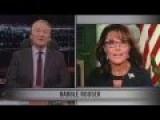 Maher To Republicans Finally Dumping On Palin: 'What Took You So Long?!'