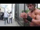 Meet Jacques Sayagh, The Homeless Bodybuilder Of Paris