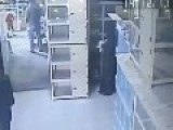 Meanwhile At A Pet Shop In Saudi Arabia Veiled Woman Shoplifts A Kitten