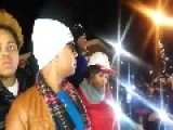 Michael Brown's Stepfather Tells Crowd, 'Burn This Bitch Down'