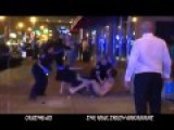 Man Is Tazed Then Punches Cop And Escapes Nude Down The Street