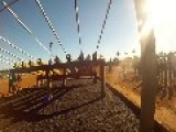 Marine Corps Air Station Miramar Opens Obstacle Course
