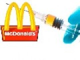 McDonald's Gives Free Vaccines With Happy Meals In Texas On Behalf Of The Department Of Public Health