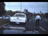 Meriden PD Teaches Criminal A Lesson With Beat Down