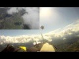 Meteor In 'Dark Stage' Of Its Flight Captured On Film