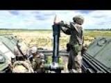 M1129 Mortar Carrier Live Fire