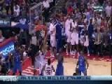 Matt Barnes Serge Ibaka Fight November 13.13 Thunder Vs. Clippers
