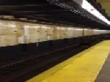 Man High On Drugs Gets Caught Under NYC Subway Train