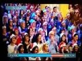 Mark Egan Disrupts Saturday Night Live Programme On RTE